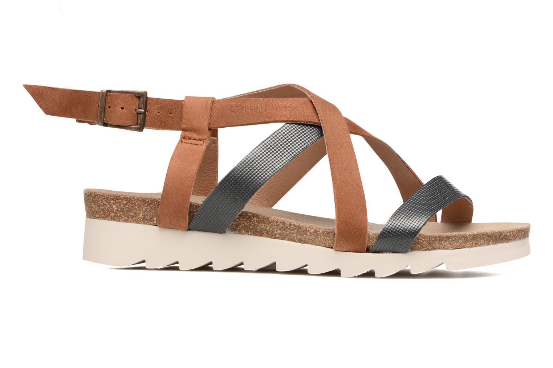 Sandales et nu-pieds P-L-D-M By Palladium Rita Jkt Bleu vue derrière