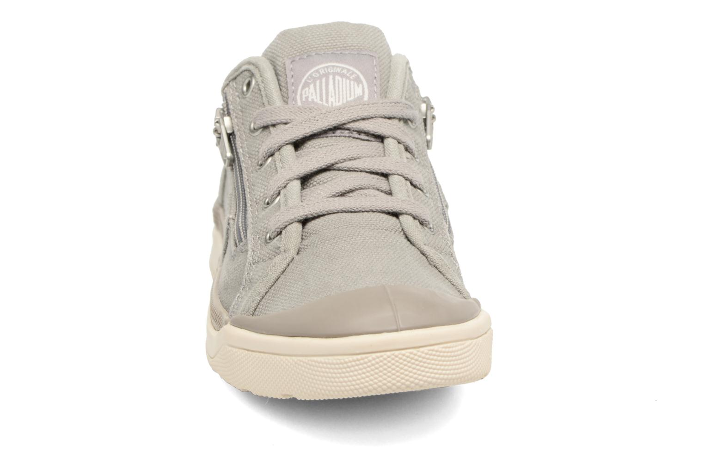 Baskets Palladium Palaru Z Cvs K Gris vue portées chaussures