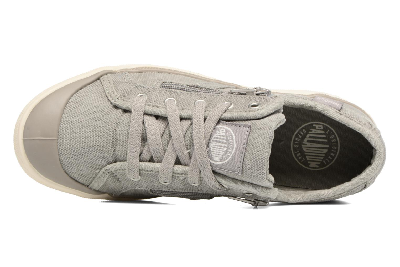 Sneakers Palladium Palaru Z Cvs K Grigio immagine sinistra