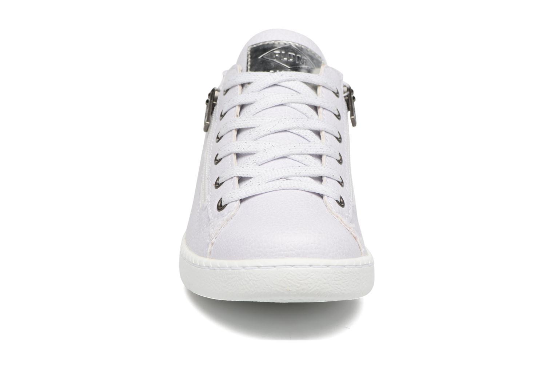 Baskets P-L-D-M By Palladium Malo Bkl Blanc vue portées chaussures