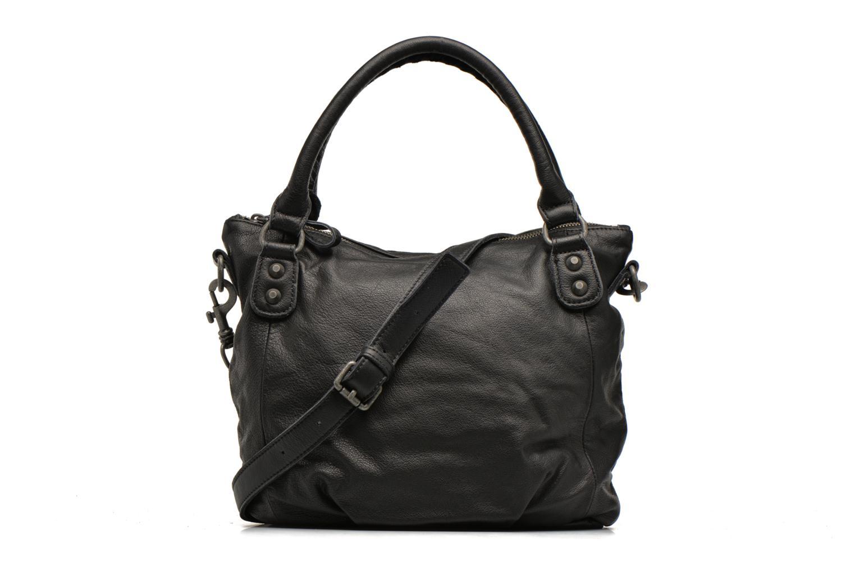 Handtaschen Liebeskind Berlin Gina6 schwarz ansicht von vorne