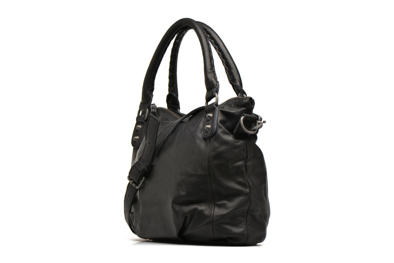 Handtaschen Liebeskind Berlin Gina6 schwarz ansicht von rechts