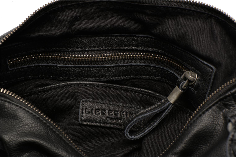 Handtaschen Liebeskind Berlin Gina6 schwarz ansicht von hinten