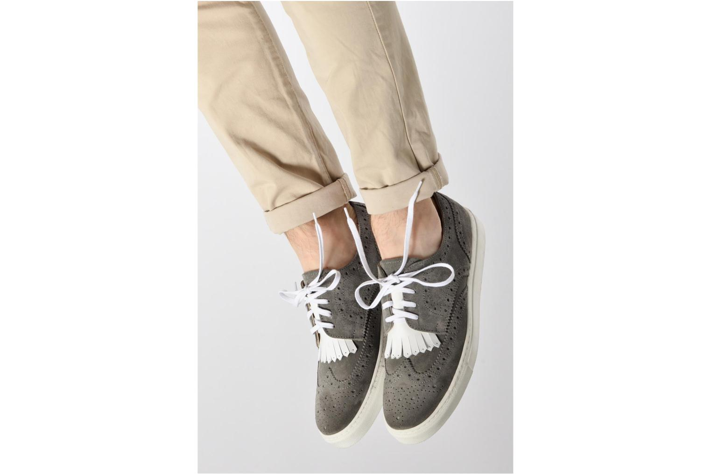 Sneakers Mr SARENZA Cloris Grigio immagine dal basso