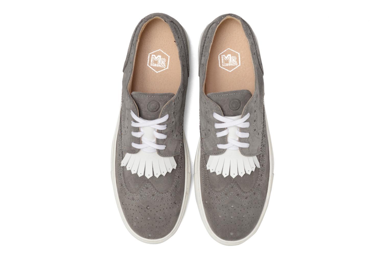 Baskets Mr SARENZA Cloris Gris vue portées chaussures