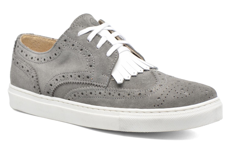 Sneakers Mr SARENZA Cloris Grigio immagine destra
