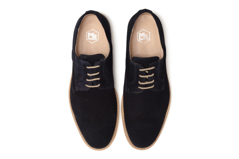 Chaussures à lacets Mr SARENZA Calgary Bleu vue portées chaussures