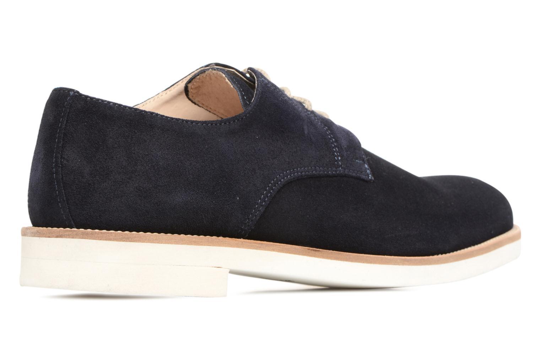 Chaussures à lacets Mr SARENZA Calgary Bleu vue face