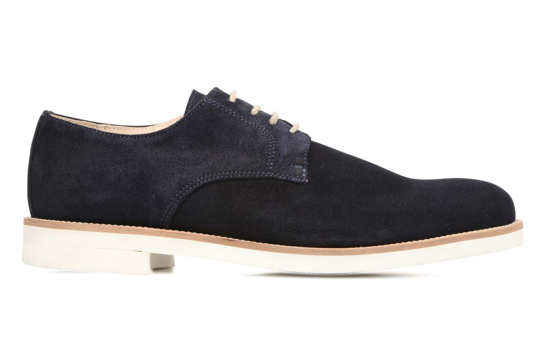 Chaussures à lacets Mr SARENZA Calgary Bleu vue détail/paire