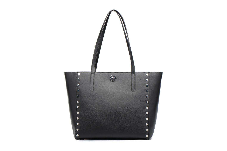 Handbags Michael Michael Kors RIVINGTON LG TOTE Black front view
