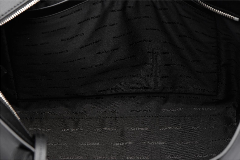 Handbags Michael Michael Kors RIVINGTON LG TOTE Black back view