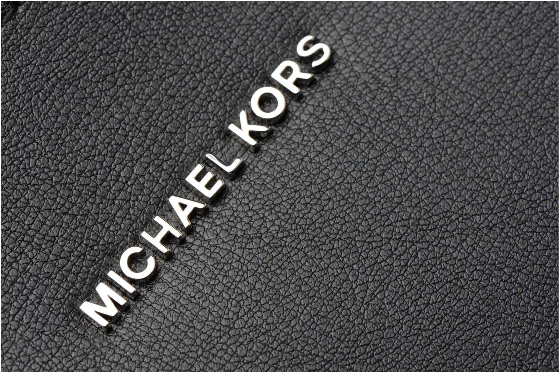 Handbags Michael Michael Kors RIVINGTON LG TOTE Black view from the left