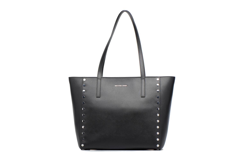 Handbags Michael Michael Kors RIVINGTON LG TOTE Black detailed view/ Pair view