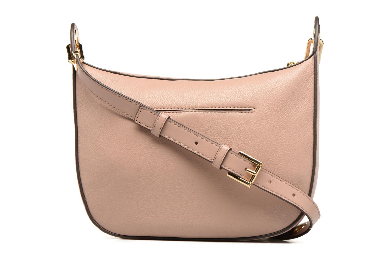 Handbags Michael Michael Kors RAVEN MD MESSENGER Pink front view