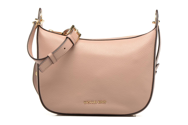 Handbags Michael Michael Kors RAVEN MD MESSENGER Pink detailed view/ Pair view