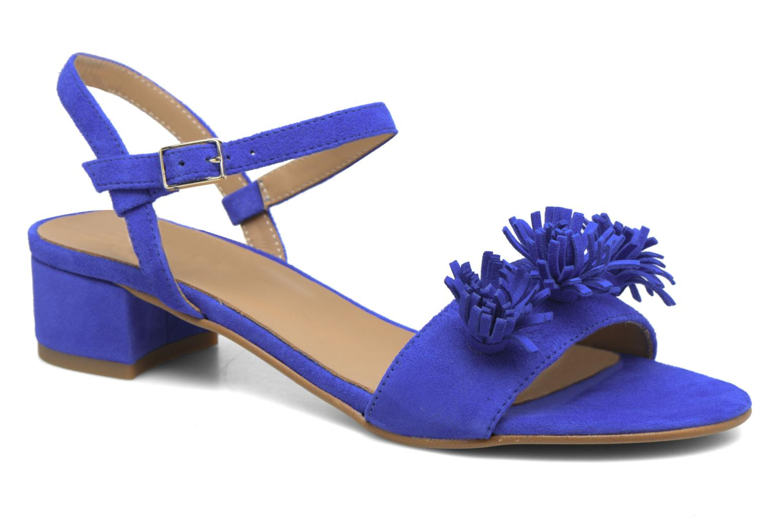 Sandales et nu-pieds Made by SARENZA Frida Banana #16 Bleu vue droite