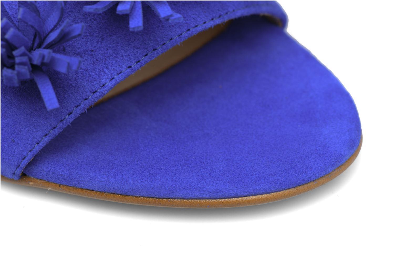 Sandales et nu-pieds Made by SARENZA Frida Banana #16 Bleu vue gauche