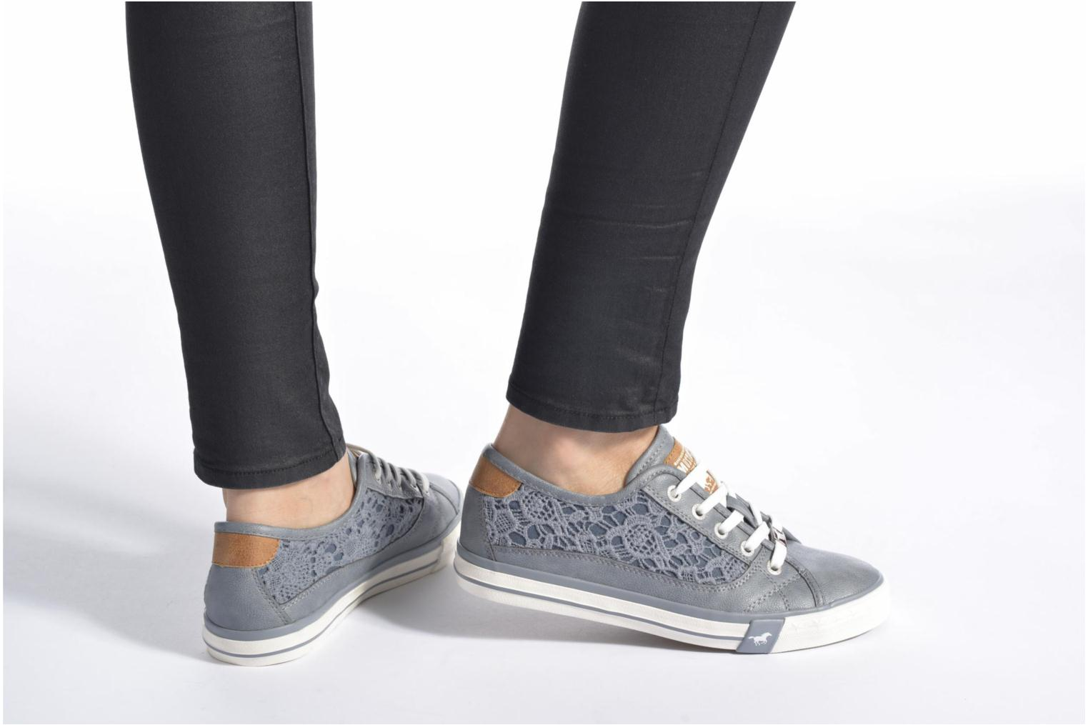 Sneakers Mustang shoes Smith N Rosa immagine dal basso
