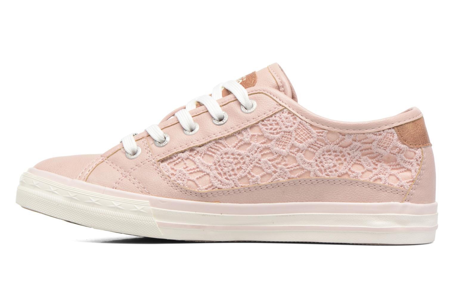 Sneakers Mustang shoes Smith N Rosa immagine frontale