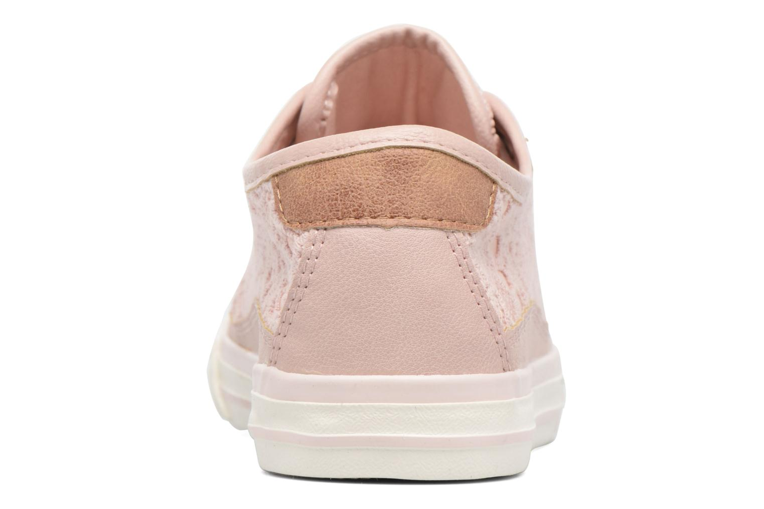 Baskets Mustang shoes Smith N Rose vue droite