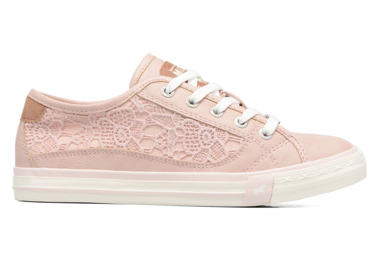 Sneakers Mustang shoes Smith N Rosa immagine posteriore