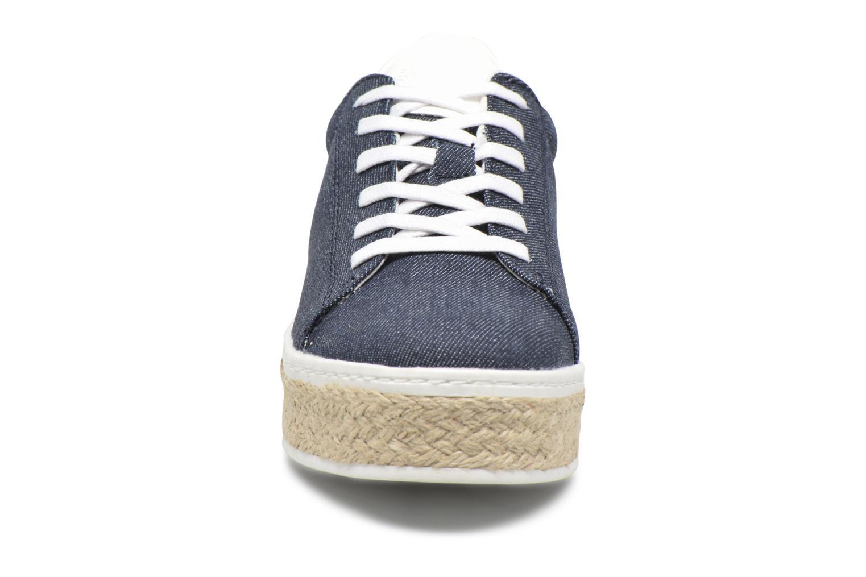 Baskets S.Oliver Mirabelle Bleu vue portées chaussures