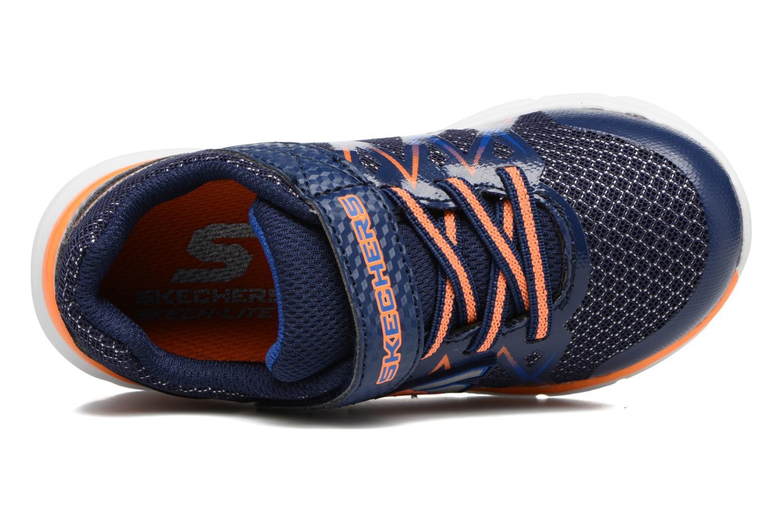 Skech-Lite Fast Stepz Navy/orange