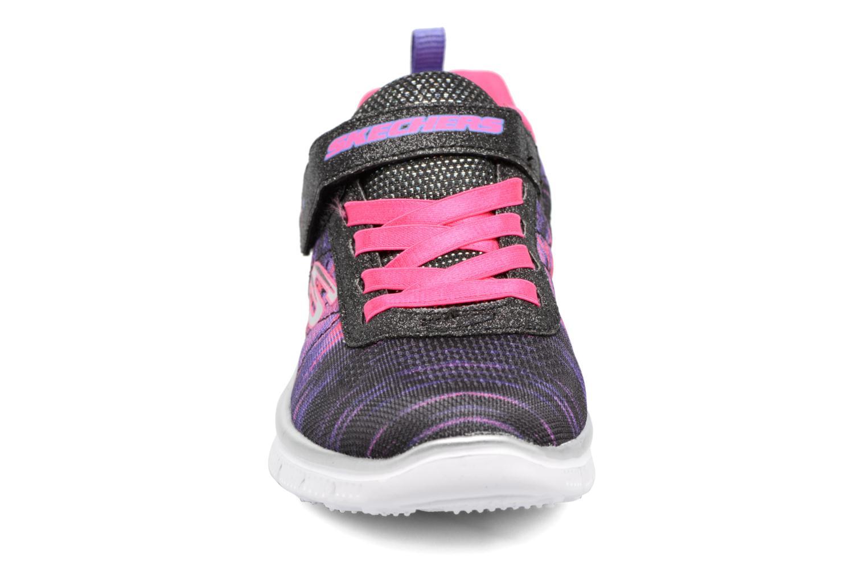 Baskets Skechers Skech Appeal Pesky Pal Violet vue portées chaussures