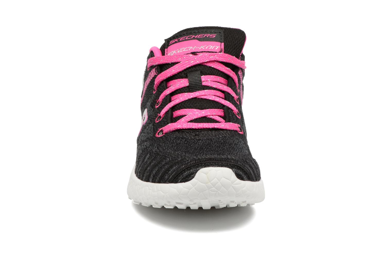Burst 1 Black/hot pink