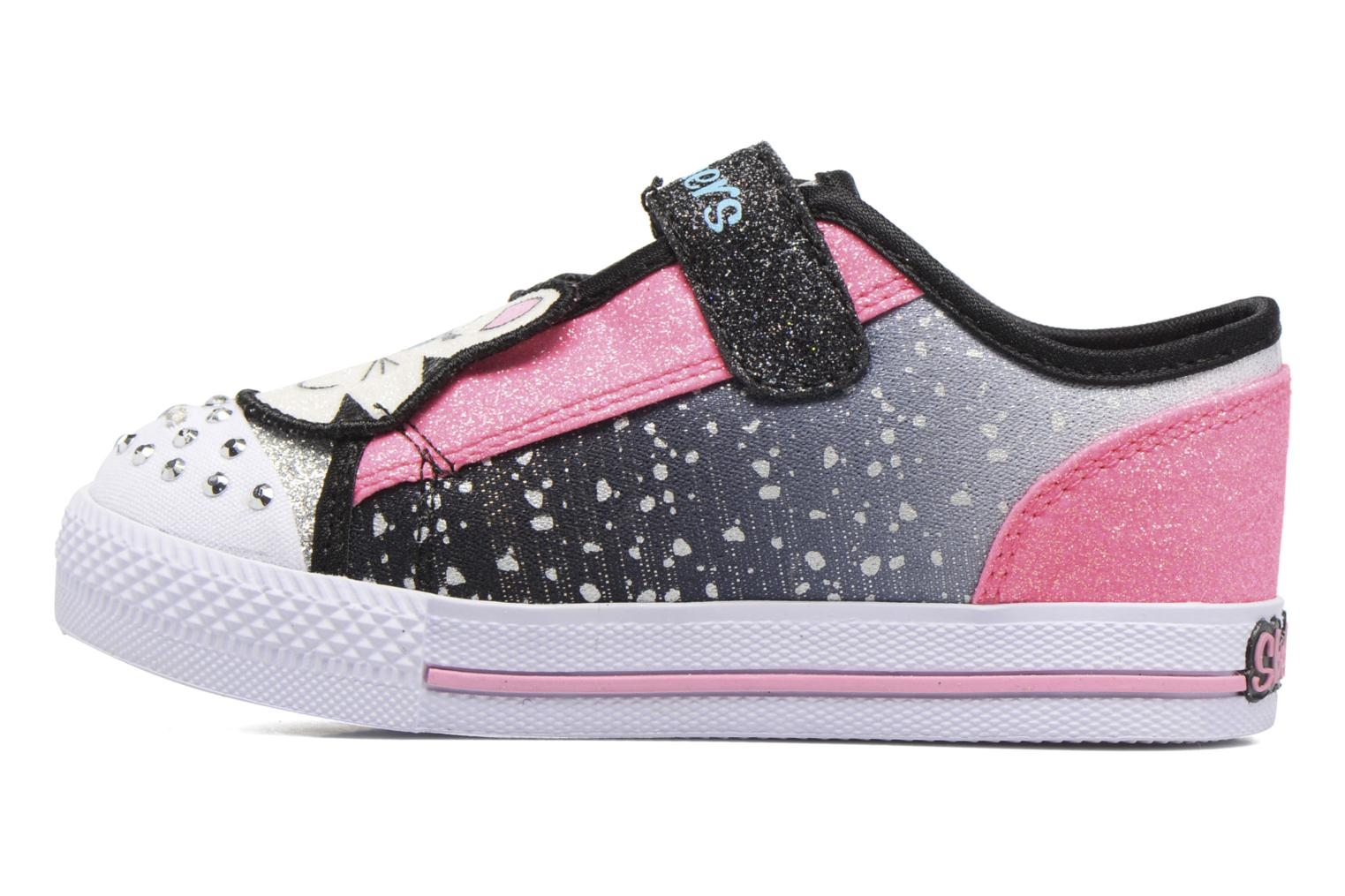 Baskets Skechers Shuffles Play Dates Multicolore vue face