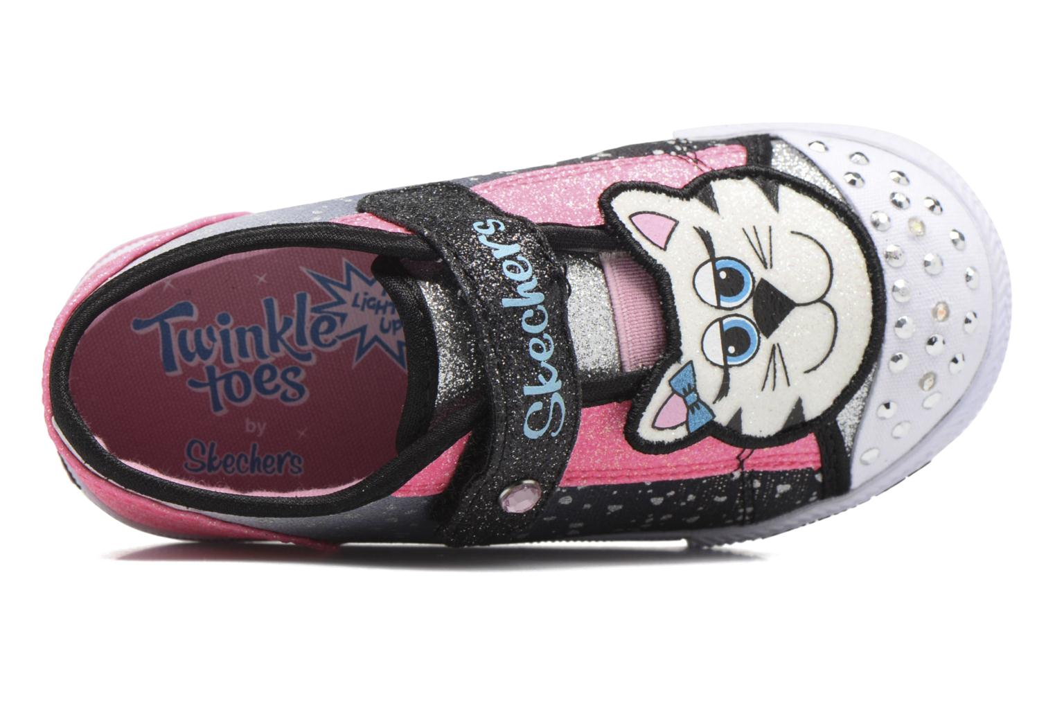 Shuffles Play Dates Black/pink