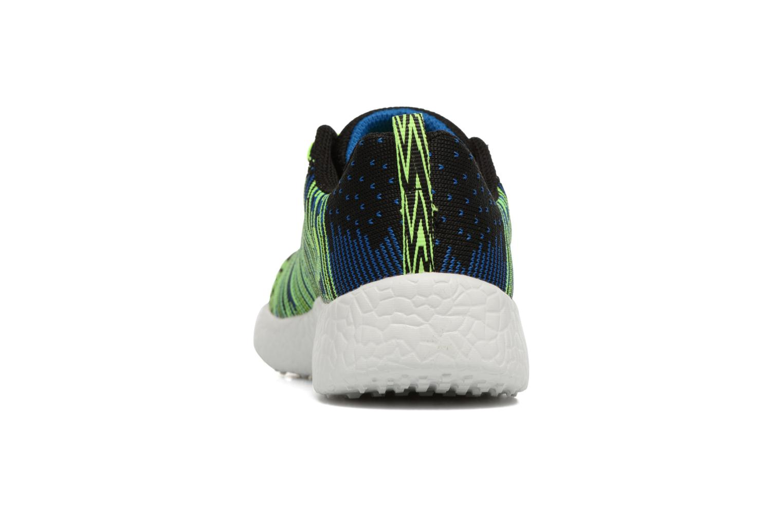 Baskets Skechers Burst In The Mix Multicolore vue droite