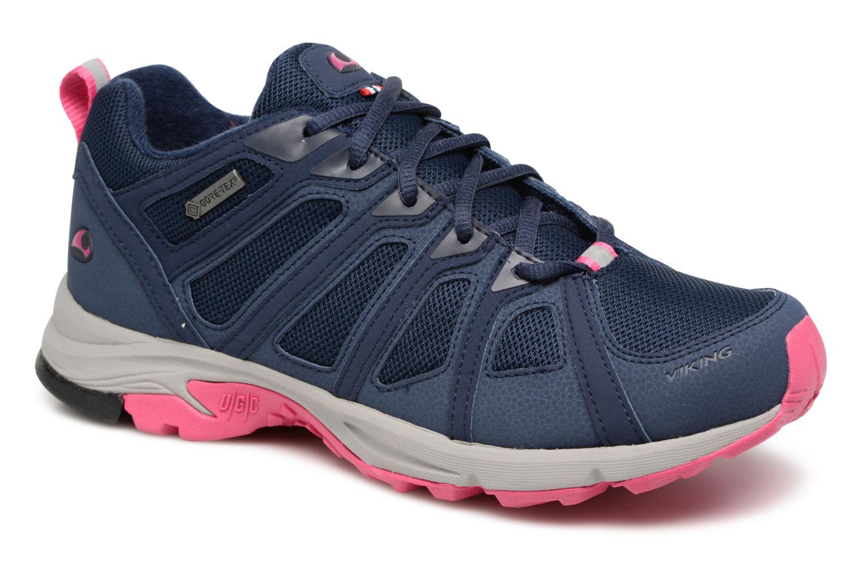 Zapatos promocionales Viking IMPULSE W (Azul) - Zapatillas de deporte   Venta de liquidación de temporada
