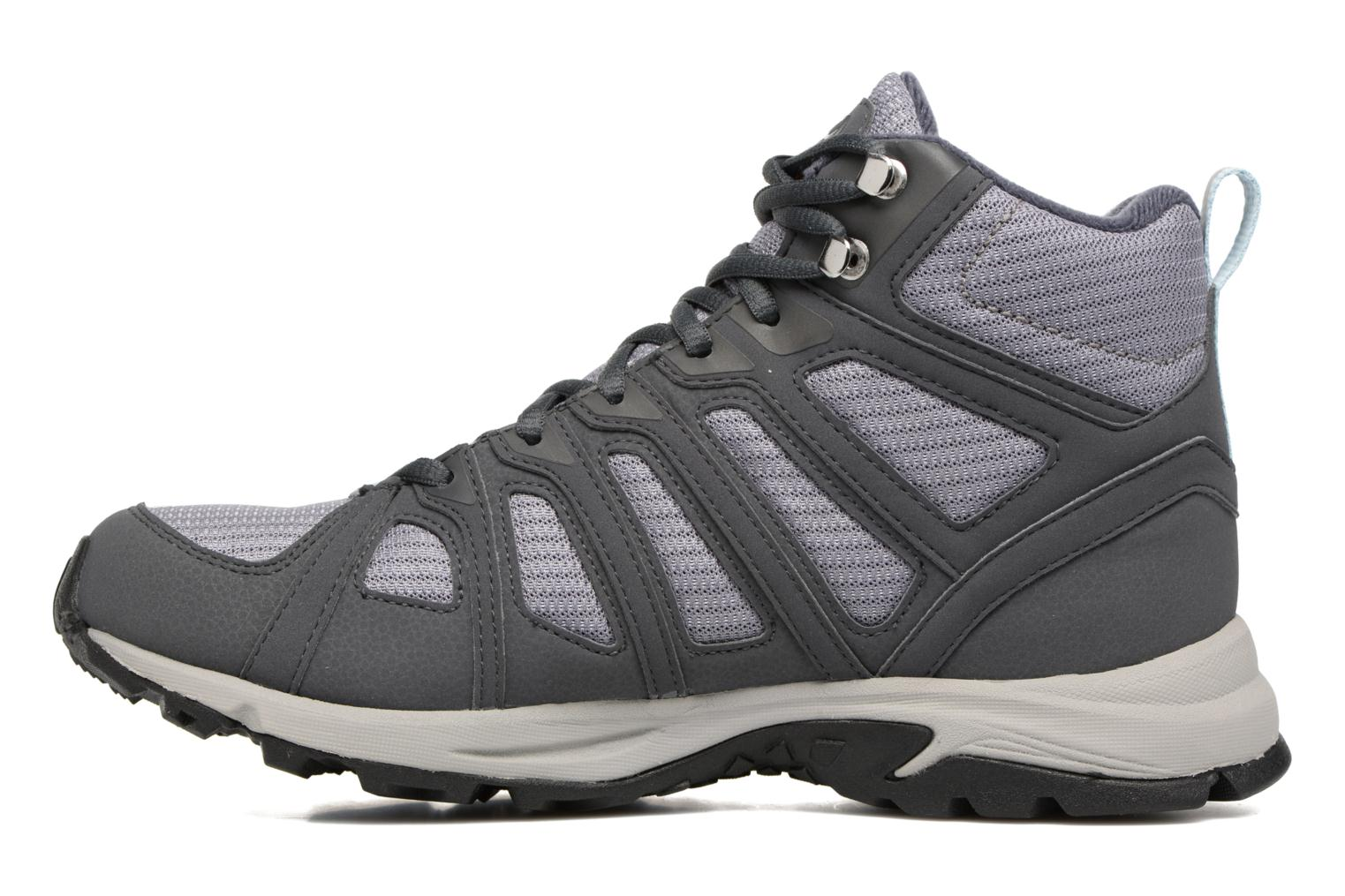 Sport shoes Viking IMPULSE MID W Grey front view