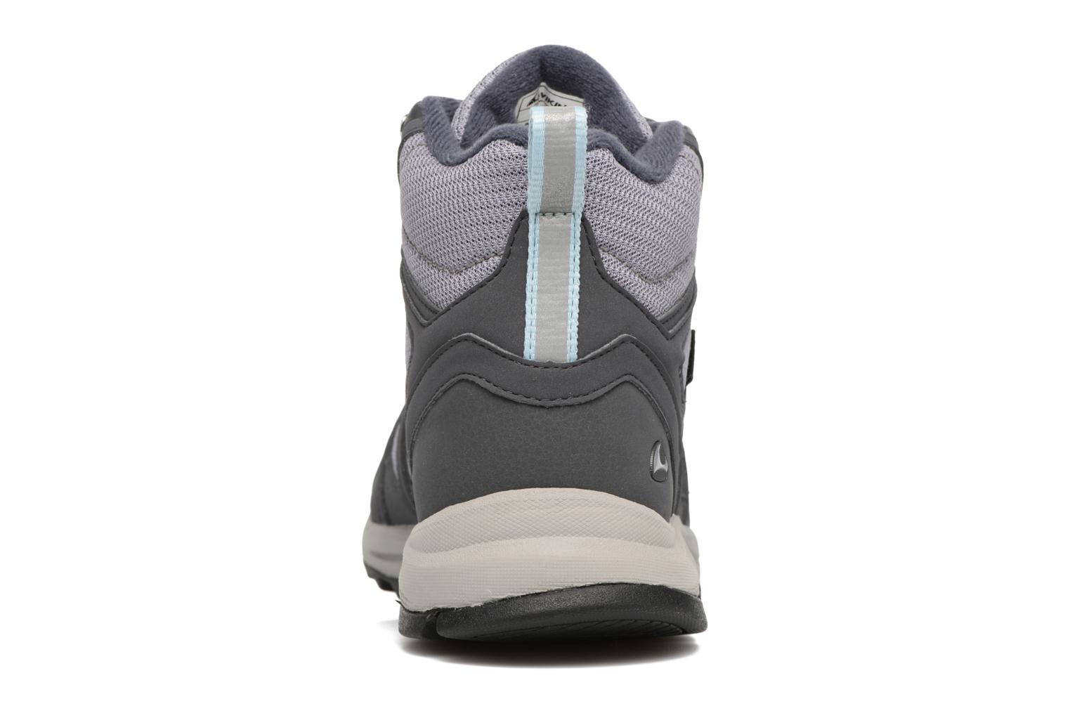 Sport shoes Viking IMPULSE MID W Grey view from the right