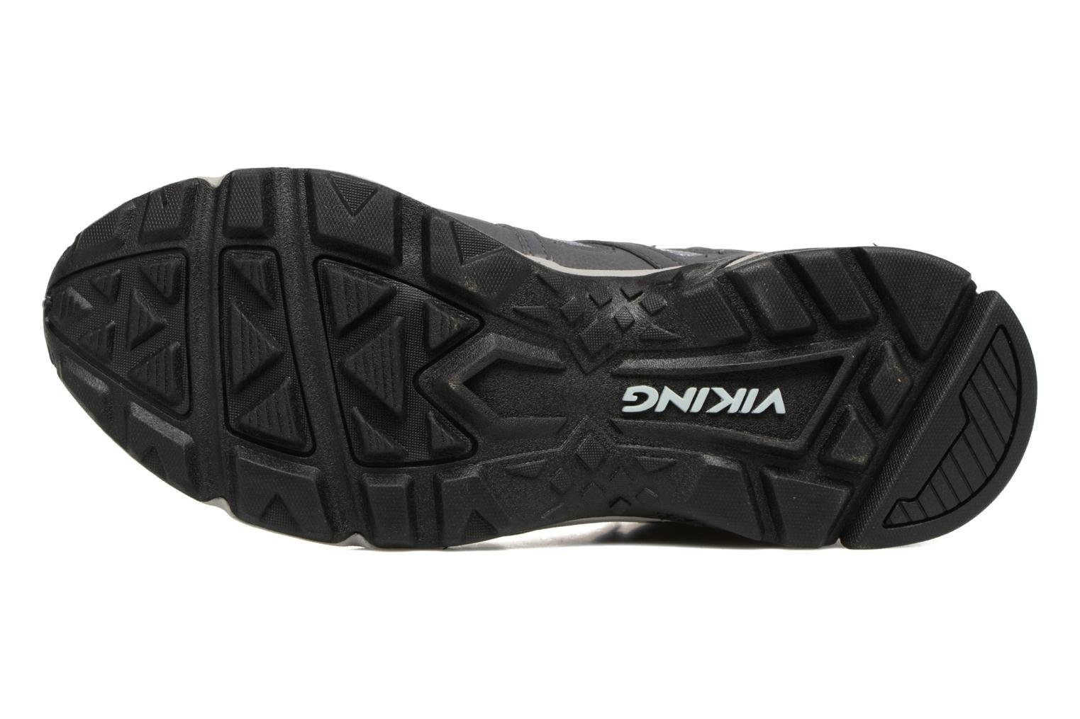 Sport shoes Viking IMPULSE MID W Grey view from above