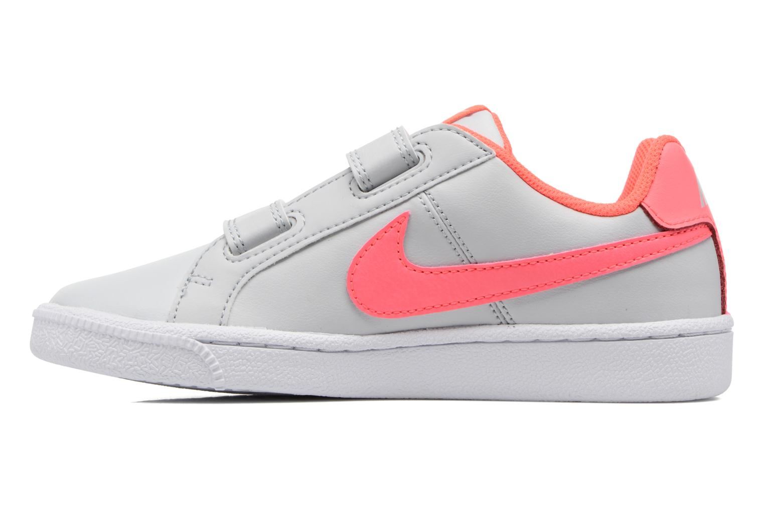 Sneakers Nike Nike Court Royale (Psv) Grigio immagine frontale