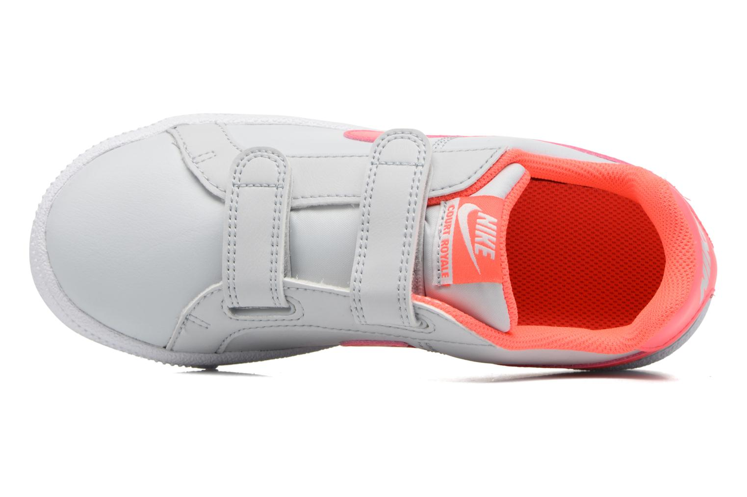 Sneakers Nike Nike Court Royale (Psv) Grigio immagine sinistra