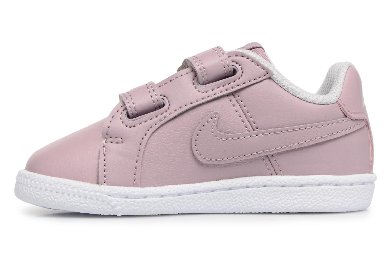 Sneakers Nike Nike Court Royale (Tdv) Rosa immagine frontale