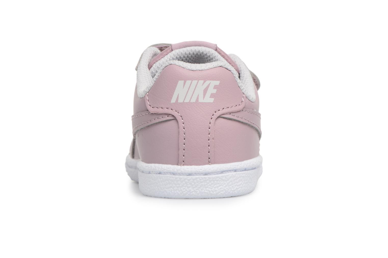 Sneakers Nike Nike Court Royale (Tdv) Rosa immagine destra