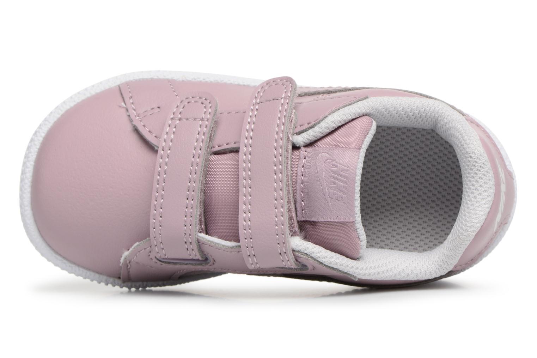 Sneakers Nike Nike Court Royale (Tdv) Rosa immagine sinistra