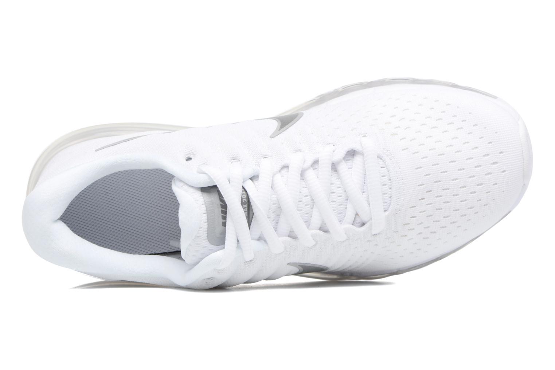 Sneakers Nike Nike Air Max 2017 (Gs) Wit links