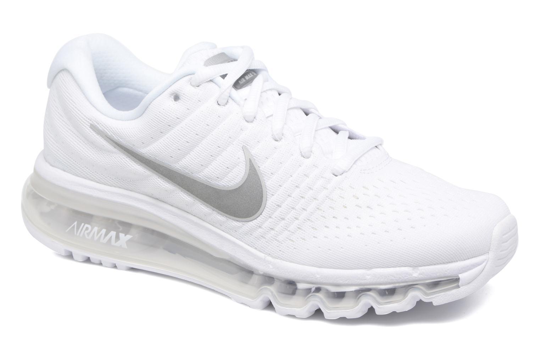 Nike Air Max 2017 (Gs) White/metallic Silver