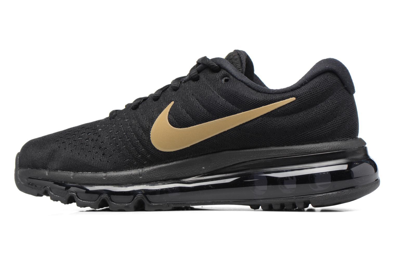 Nike Air Max 2017 (Gs) Black/metallic gold