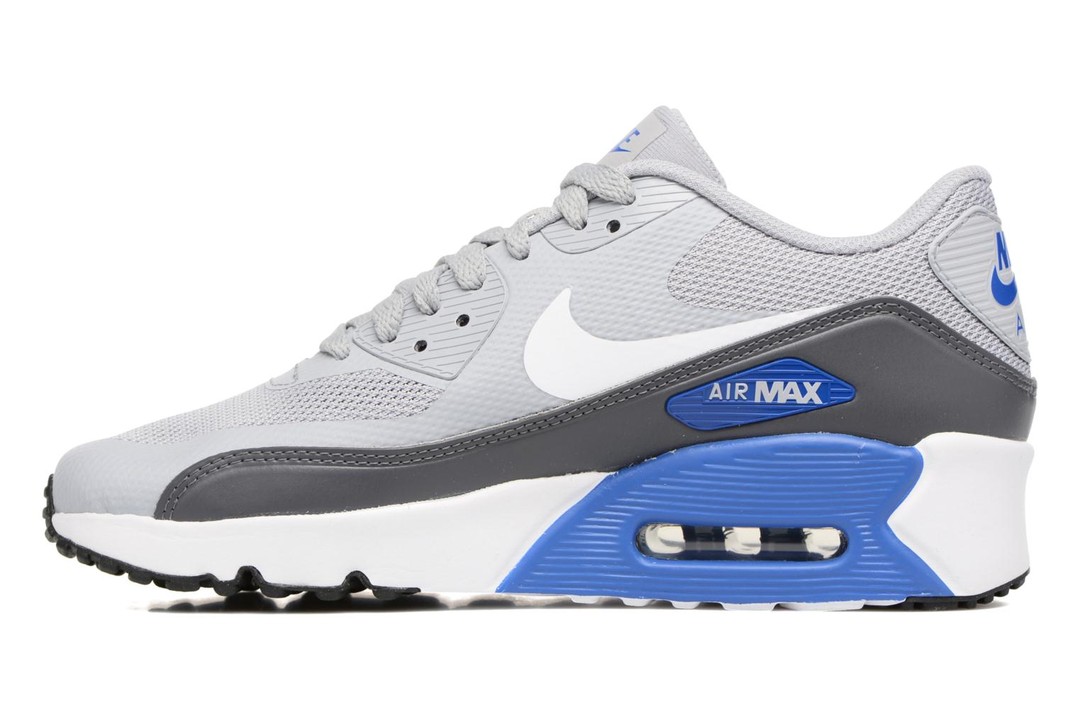 Sneakers Nike Air Max 90 Ultra 2.0 (Gs) Grigio immagine frontale