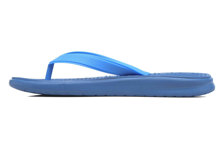 Tongs Nike Nike Solay Thong (Gs/Ps) Bleu vue face