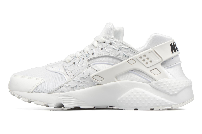 Sneakers Nike Nike Huarache Run Se (Gs) Hvid se forfra
