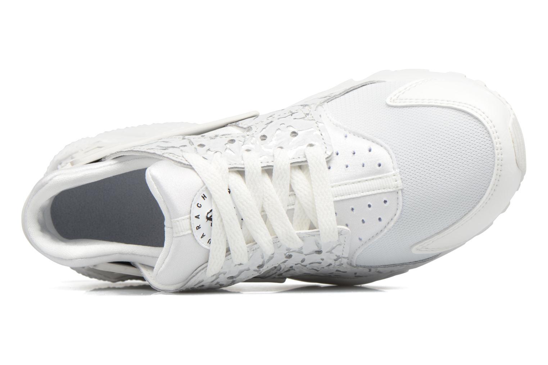 Sneakers Nike Nike Huarache Run Se (Gs) Hvid se fra venstre