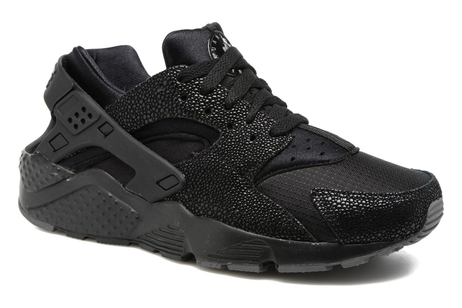 Nike Huarache Run Se (Gs) Black/black-Dark Grey