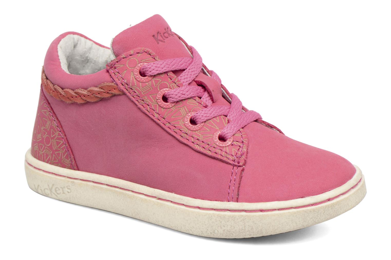 Sneaker Kickers Lylou rosa detaillierte ansicht/modell